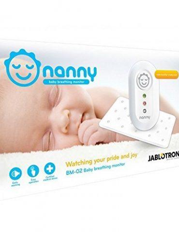 NANNY-Moniteur-Dispositif-de-Surveillance-Respiratoire-pour-Nourrisson-avec-2-Capteurs-1-Capteur-Supplmentaire-0