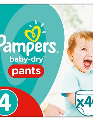 Pampers-Baby-Dry-Pants-Couches-culottes-Taille-4-8-15-kg-Pack-Gant-x40-culottes-0