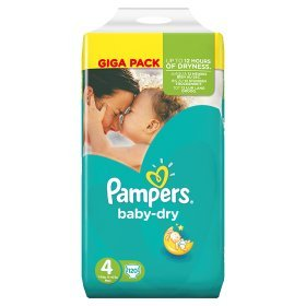 Pampers-Baby-Dry-couches-Taille-4-Giga-Lot-de-120-0