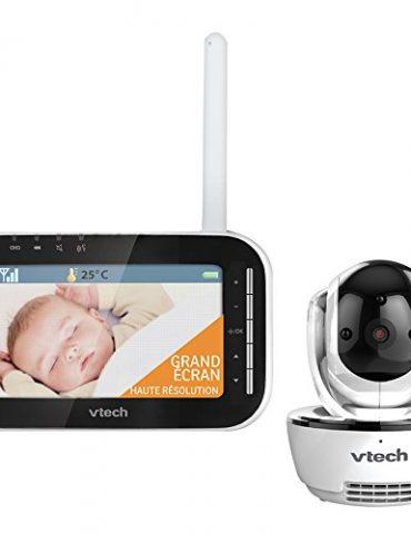 Vtech-Vido-Vision-XL-BM4500-Ecoute-bb-Blanc-0